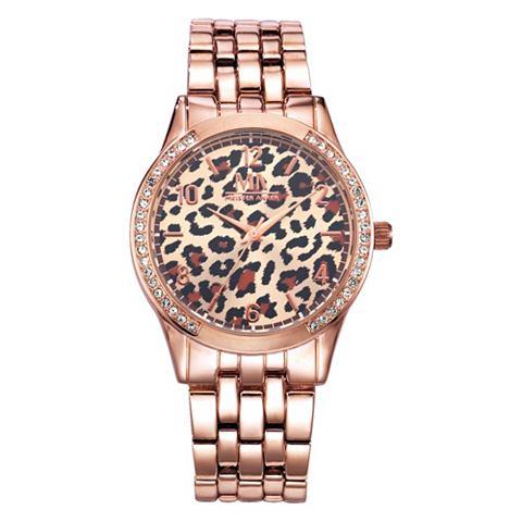 Часы металл