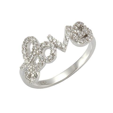 ZEEME Кольцо »925/- Sterling Silber rh...