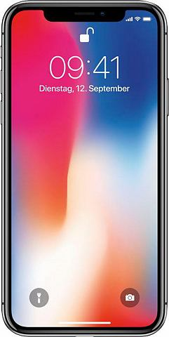 APPLE I Phone X смартфон (147 cm / 58 Zoll 6...