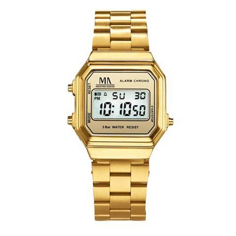 MEISTER ANKER Часы наручные »Metall vergoldet&...
