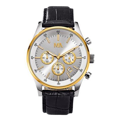 Часы-хронограф »Metall vergoldet...