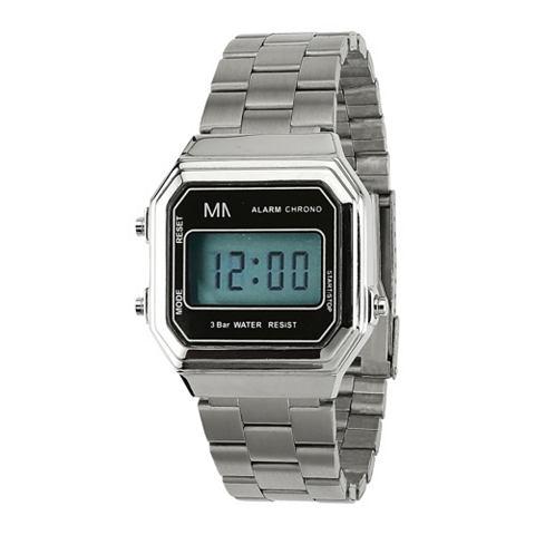 MEISTER ANKER Часы наручные »Metall silberfarb...