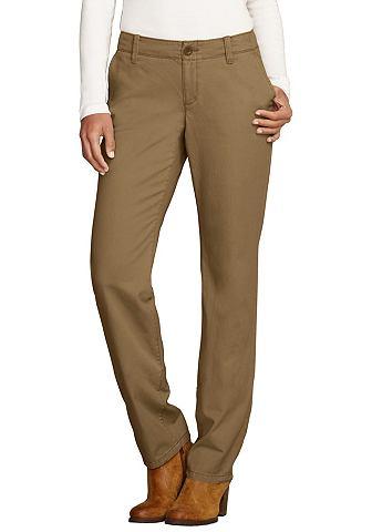 Straight Leg брюки узкие