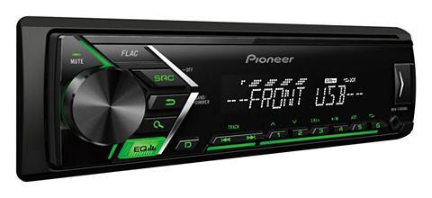 PIONEER 1-DIN Автомобильное радио с кл...