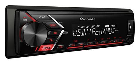 PIONEER_HIFI PIONEER 1-DIN Автомобильное радио с RD...