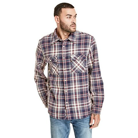 Рубашка TARTANMUSTER