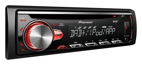 PIONEER_HIFI PIONEER 1-DIN Автомобильное радио с DA...
