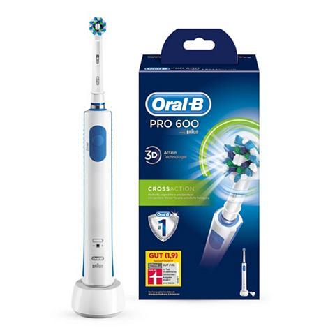 Электрический зубная щетка PRO 600 Cro...