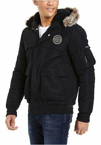 Куртка »Hooded Bomber Куртка