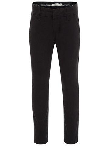 Regular форма брюки узкие