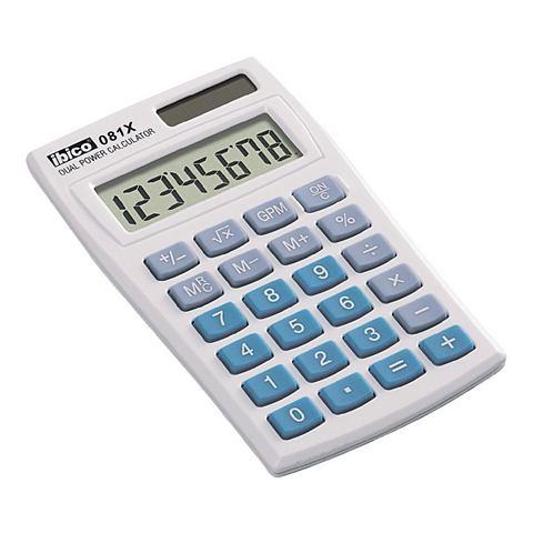 Калькулятор »081X«