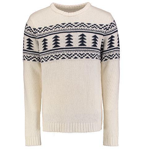 Пуловер с длинными рукавами »Ret...