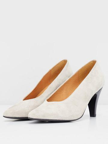 High-Cut- туфли