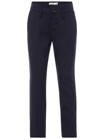 Webstoff костюмные брюки