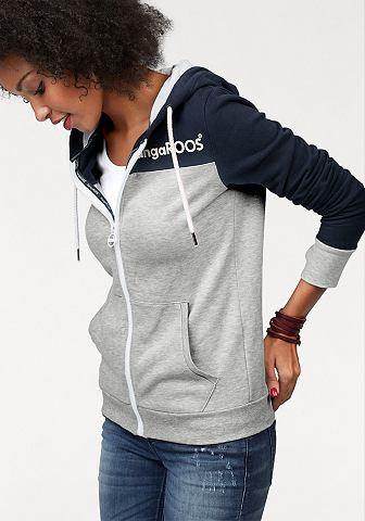 Kanga ROOS спортивный свитер