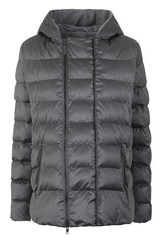 Куртка стеганая long с капюшон для Sch...