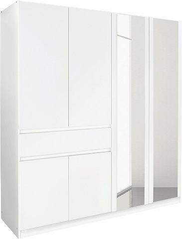 PACK?s шкаф для одежды с зеркало