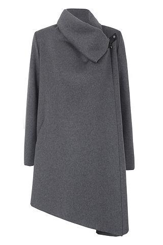 Куртка длинная asymmetrisch groß...
