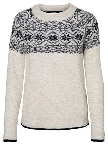 Weihnachts пуловер трикотажный