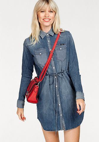 Платье джинсовое »IRZA«