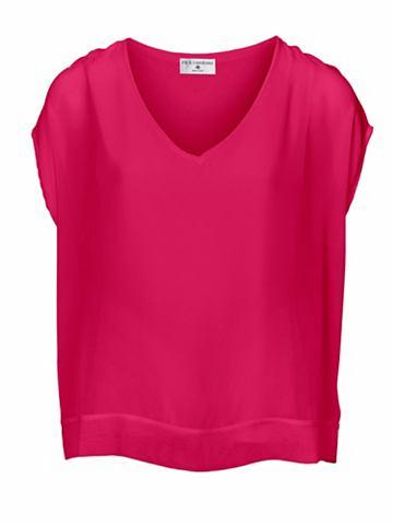 Блузка-рубашка с eingearbeitetem топ