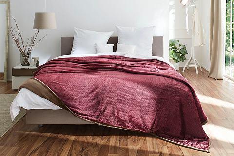 Покрывало на кровать »Fischgr&au...