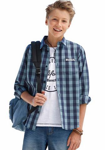 BENCH. Рубашка с длинными рукавами