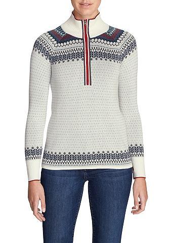 Engage пуловер с 1/4-Reissverschluss-G...