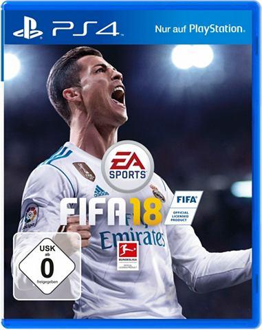 Fifa 18 Play подставка 4