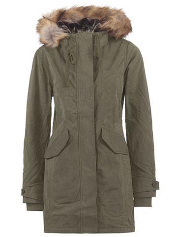 Ayana куртка с съемный Webpelz an der ...