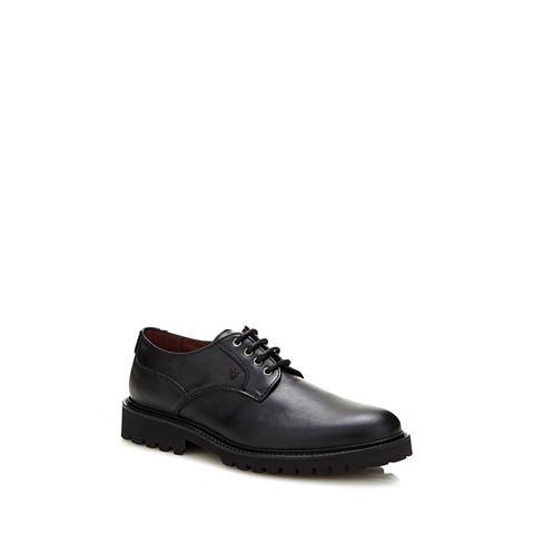 Ботинки со шнуровкой TRAVIS кожа