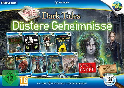 PC - Spiel »Dark Tales: Düs...