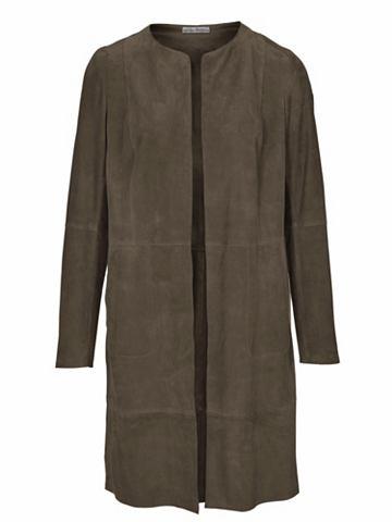 heine TIMELESS Пальто кожаное verschlusslos