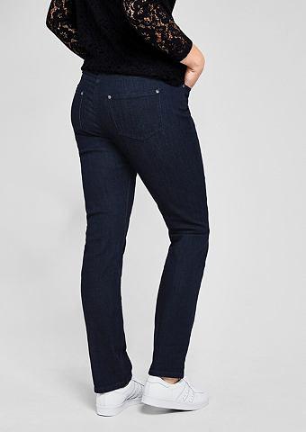 Regular Зауженные джинсы с складки