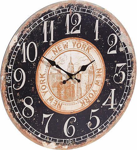 Часы настенные »New York«