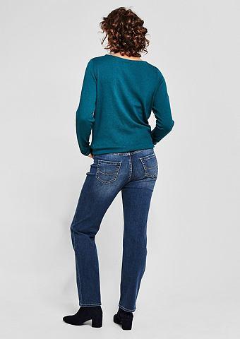 Curvy Straight: джинсы стрейч