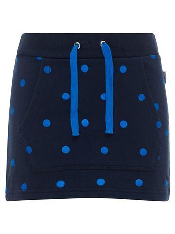 Пятнистый юбка из Sweatshirtstoff