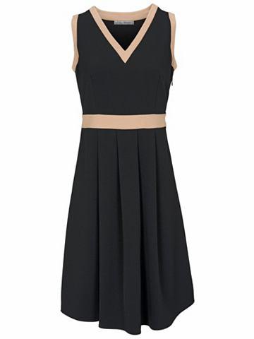 Платье с Kontrast-Einsatz