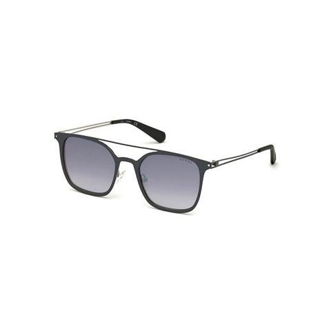 QUADRATISCHE солнцезащитные очки метал...