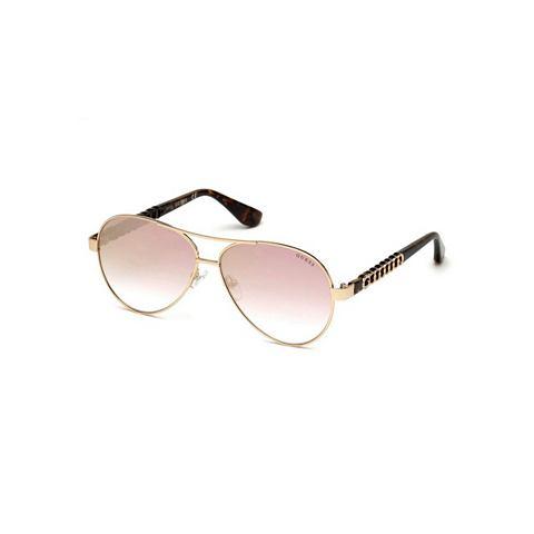Солнечные очки металл