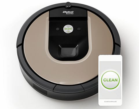 I Robot робот-пылесос Roomba 966