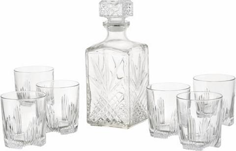 VAN WELL Набор виски Strukturglas 7-teilig &raq...
