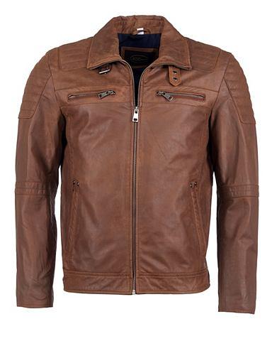 Куртка кожаная »38925«