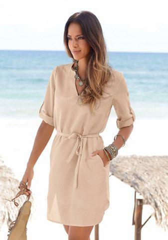 LASCANA Платье включая украшением