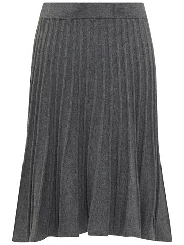 Rippenstrick Baumwoll юбка