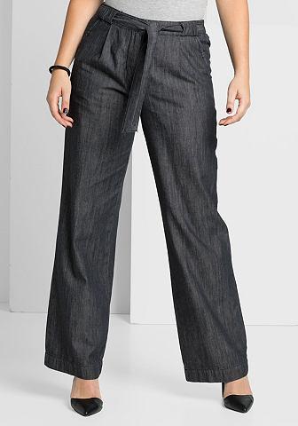 SHEEGO DENIM Sheego джинсы широкий джинсы