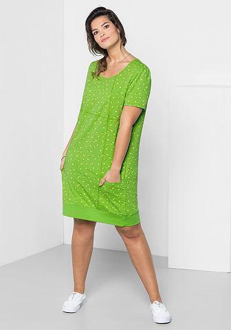 SHEEGO CASUAL Sheego платье из джерси