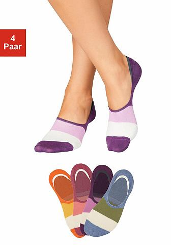 Geschlossene носки (4 пар)