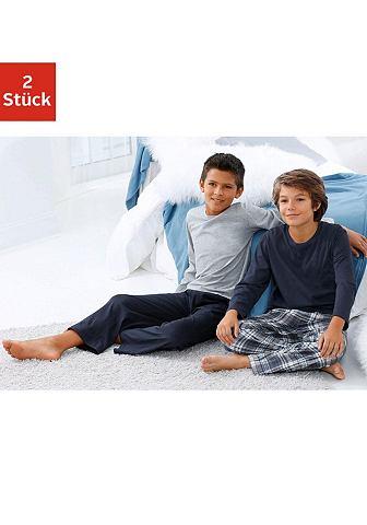 Le брюки пижама длинa (2 единицы