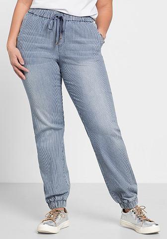 Sheego джинсы джинсы свободные